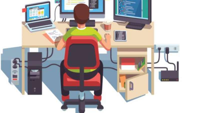 Học lập trình web có thể làm những công việc gì?