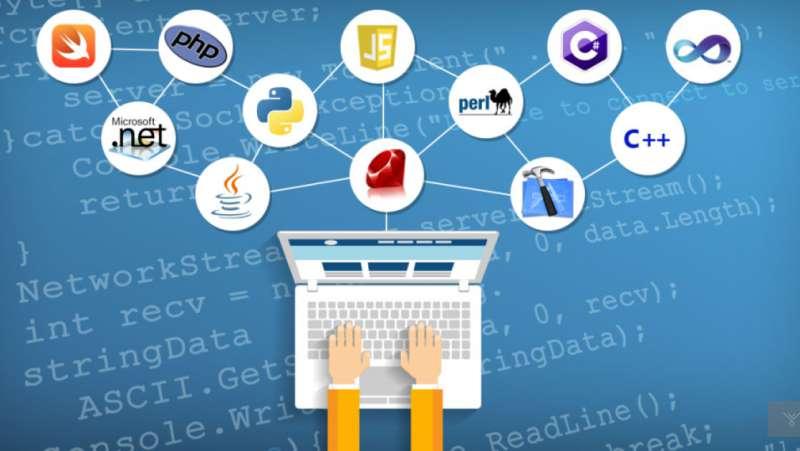 Lập trình web học ngôn ngữ nào?