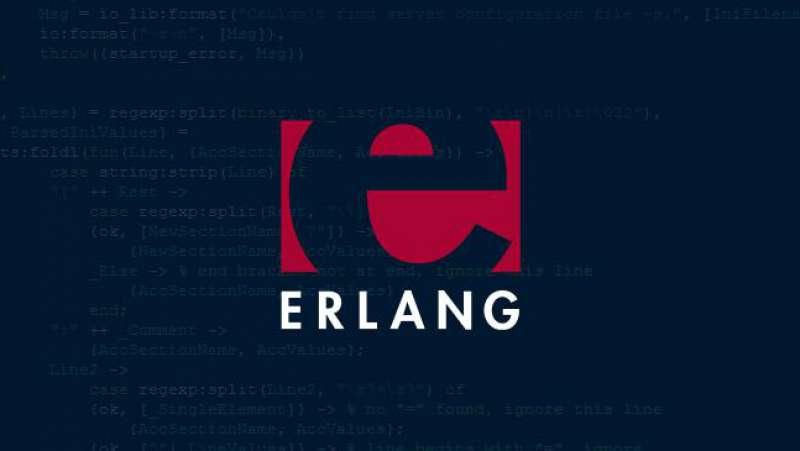 Tìm hiểu về ngôn ngữ lập trình erlang