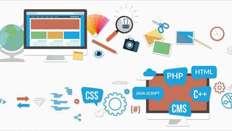 Lập trình web khác thiết kế web ra sao?