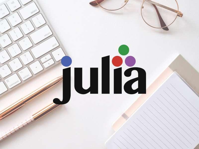 Ngôn ngữ lập trình Julia