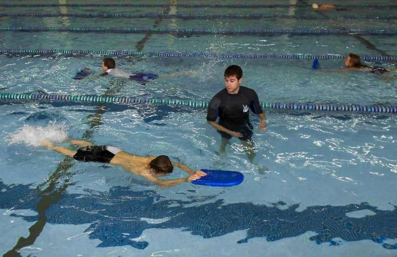 Tại sao lập trình viên nên học bơi?