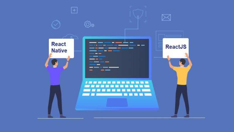So sánh giữa React Native và ReactJS