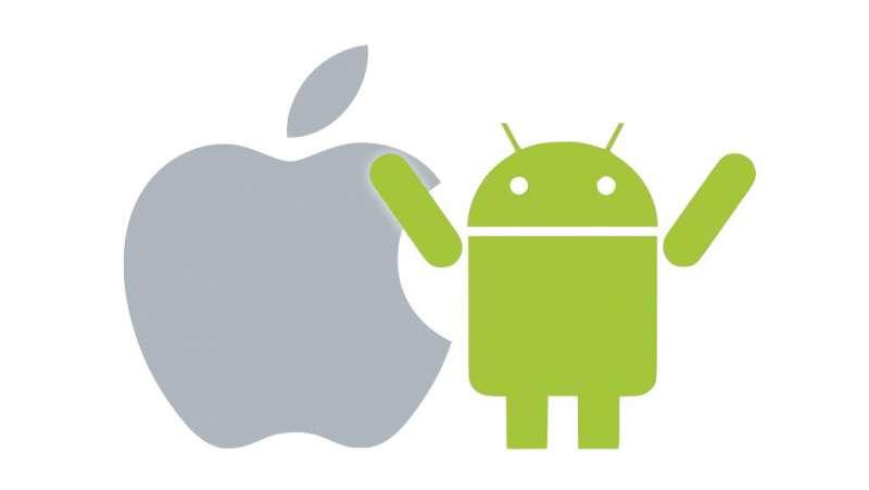 Sự khác biệt giữa lập trình iOS và Android
