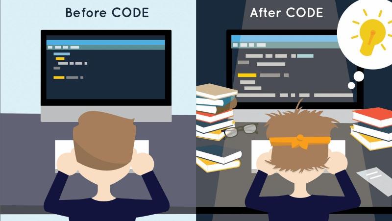 Phải làm gì khi gặp khó khăn trong lúc viết code?
