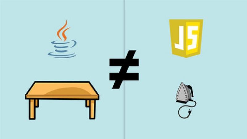 Giữa Java và JavaScript có gì khác nhau?