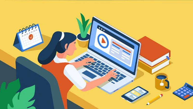 Học lập trình Online tại nhà mùa dịch